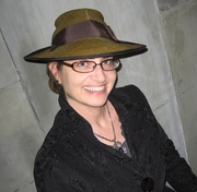 Author photo. Polly Shulman/from agent's webpage
