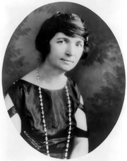 Author photo. Margaret Sanger by Underwood & Underwood, 1922.  <a href=&quot;http://en.wikipedia.org/wiki/Image:MargaretSanger-Underwood.LOC.jpg&quot;>Wikipedia Commons</a>