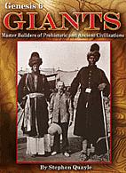 Genesis 6 Giants Master Builders of…