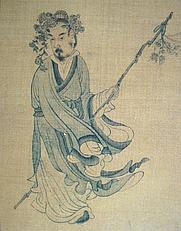 Author photo. Chen Hongshou (1599-1652)