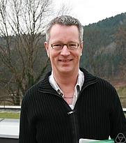 Author photo. Günter M. Ziegler. Photo by Renate Schmid.