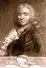 Author photo. Jean-Marie Leclair the Elder, 1697-1764 (from Wikimedia Commons)