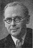 Author photo. James Laver (1899–1975)
