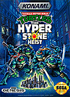 Teenage Mutant Ninja Turtles: The Hyperstone…