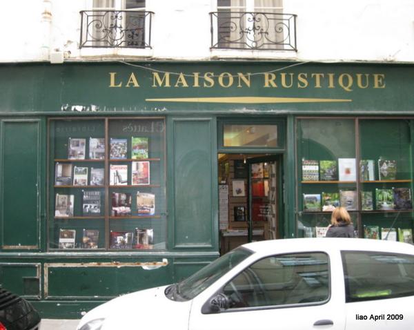 La maison rustique in paris librarything local - La maison rustique ...