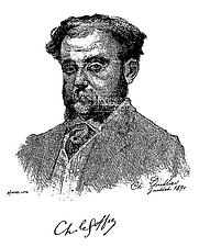 Author photo. La Plume, 1er décembre 1891
