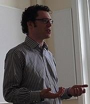 Author photo. Pit Péporté [credit: University of Sheffield]