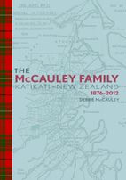The McCauley Family of Katikati, New…