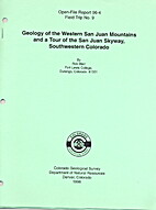 Geology of the Western San Juan Mountains…