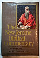 The New Jerome Biblical Commentary by…