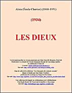 Les Dieux by Alain