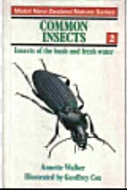 Common Insects: Insects of the bush and…