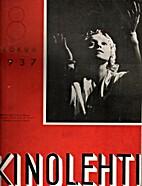 Kinolehti. 1937 Numero 08