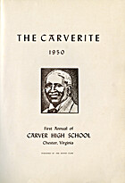 The Carverite : ... annual of Carver High…