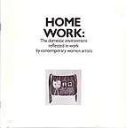 Home work : the domestic environment…