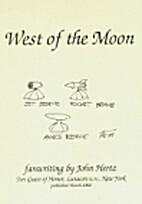 West of the Moon by John Hertz