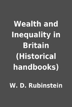 Wealth and Inequality in Britain (Historical…