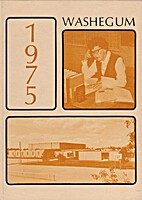 Yearbook Washegum 1975 by Bottineau High…