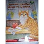 AdventureCat Goes to School by Susan Clymer