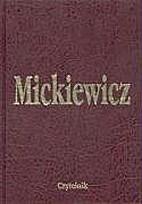 t. 02 - Poematy by Adam Mickiewicz