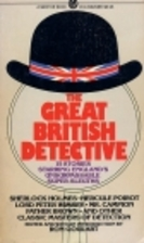 The Great British Detectives by Ron Goulart