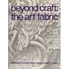 Beyond Craft: the art fabric by Mildred…