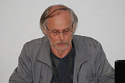 Author photo. Yves Gingras at the International Forum on Social Sciences at Montréal in 2013. By Simon Villeneuve.