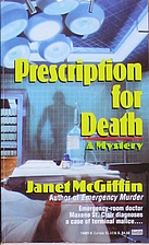 Prescription for Death by Janet McGiffin