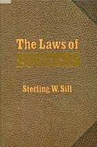 The laws of success by Sterling W. Sill
