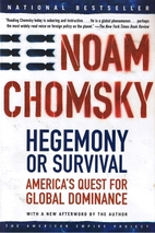 Hegemony or Survival: America's Quest for…