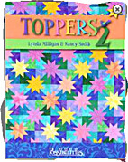Toppers 2 by Lynda Milligan