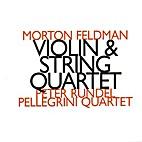 Violin and String Quartet (1985) // Peter…