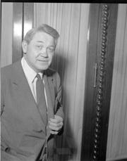Author photo. Henry Steele Commager, 1954 / Photo © <a href=&quot;http://www.bildarchivaustria.at&quot;>ÖNB/Wien</a>