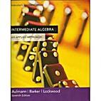 Intermediate Algebra An Applied Approach by…