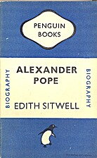 Alexander Pope by Edith Sitwell