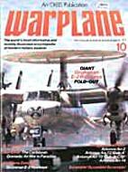 Warplane Volume 1 Issue 10 by Stan Morse