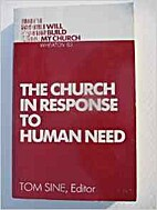 The church in response to human need (I will…