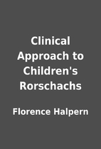 Clinical Approach to Children's…