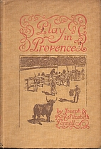 Play in Provence: being a series of sketches…