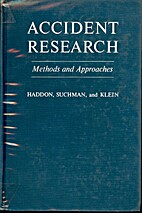 Accident research: Methods and approaches…