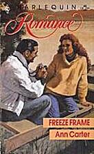 Freeze Frame by Ann Carter