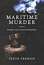 Maritime Murder by Steve Vernon