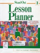 Stand Out Lesson Planner: Level 3 by Robert…