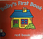 Baby's First Book-Red by Anon