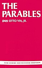 The Parables: Their Literacy and Existential…