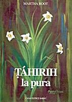 tàhirih - la pura by martha root
