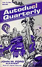 Autoduel Quarterly Volume 3 Number 3