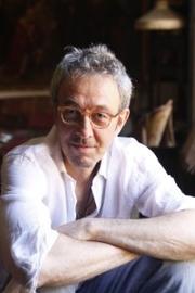 Author photo. Luca Di Fulvio