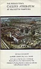 The Roman town Calleva Atrebatum at…
