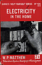 Electricity in the home [Burke's Help…